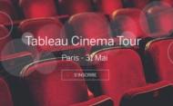 31 mai – Tableau Cinema Tour de Paris