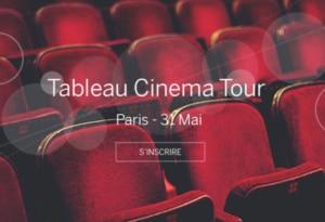 tableau CInema tour Paris