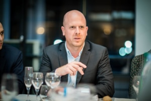 Nicolas Fischbach, Global CTO - Forcepoint