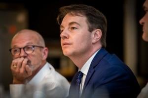 Stéphane Nappo, Responsable Sécurité de la branche bancaire internationale d'un grand groupe Français
