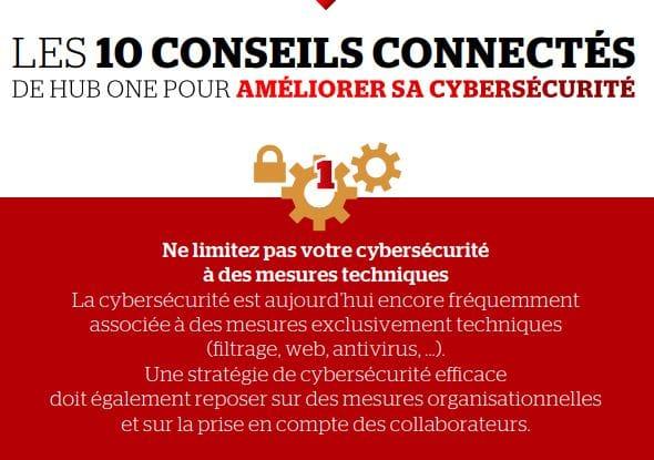 ses 10 conseils en cybersécurité