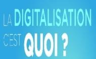 Infographie : Tout savoir sur la digitalisation des points de vente