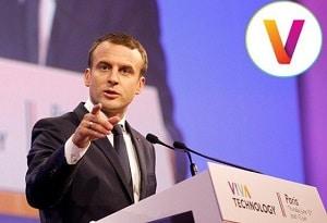 Emmanuel Macron, les Gafa et Vivatech !