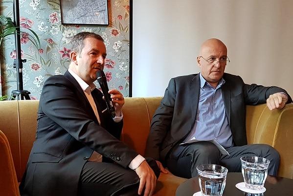 Avec Aida, Tanguy Polet et Eddie Abecassis veulent mettre l'IA au service de l'humain.