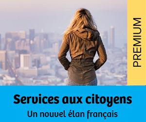 Services aux citoyens : un nouvel élan français