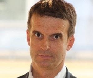 Christian Cor, directeur associé de l'éditeur français Saaswedo