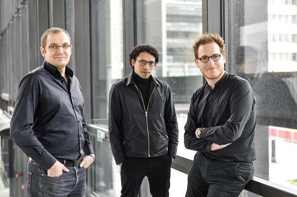 Les fondateurs de Clévy observent un intérêt croissant des entreprises et des collectivités pour les solutions de chatbot. ©Clévy