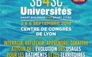 Universités d'été de la Smart Buildings Alliance