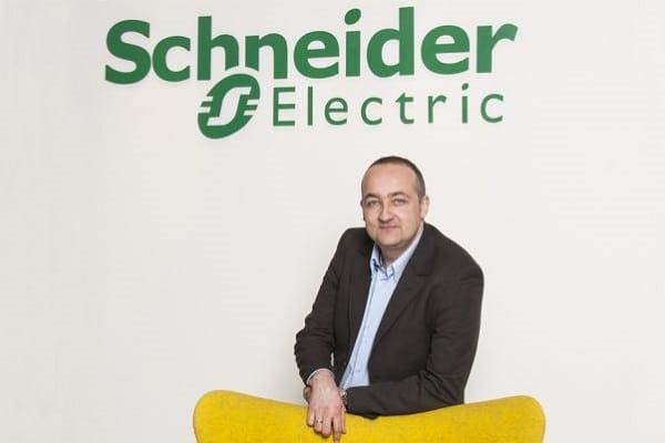 Damien Giroud, directeur solution datacenters chez Schneider Electric
