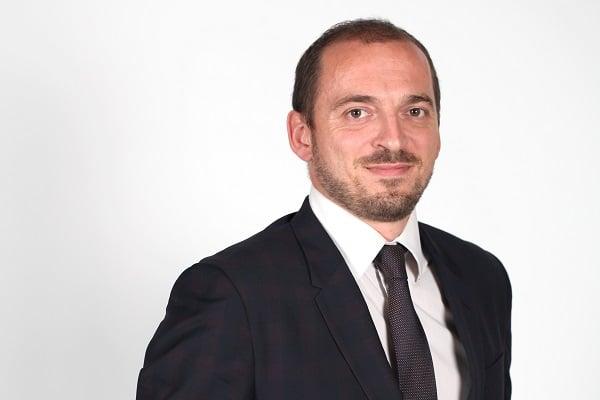 Jérôme Boissou, directeur chez Legrand, estime que les annonces du groupe en 2019 marqueront un tournant dans le secteur du bâtiment. ©Legrand