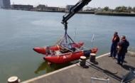 Le port d'Anvers se dote d'un navire de sondage autonome