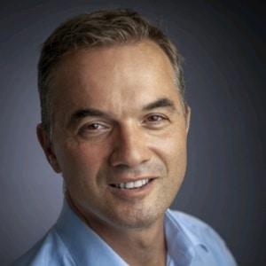Laurent Mezzini, director city flow and energy solutions chez Alstom, se fixe pour priorité d'améliorer l'efficacité des transports. ©Alstom