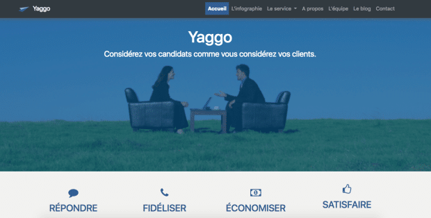 Yaggo : soigner sa marque employeur (sans l'IA !)