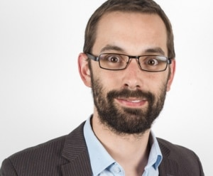 Benoît Georges, responsable projet Data à EDF SEI, veut augmenter la fréquence des jeux de données mis en ligne.