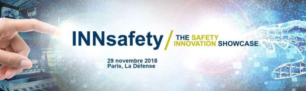INNsafety, l'évènement de l'industrie 4.0