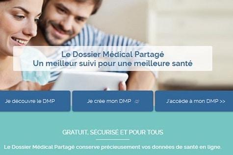 Le dossier médical partagé (DMP), c'est reparti
