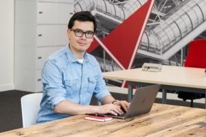 Jean-Marc Hui Bon Hoa, directeur du programme Startup Cloud Accelerator d'Oracle France
