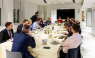 Retour sur le dîner de la rédaction « Digital Workplace : quels sont les vrais combats pour le DSI ? »