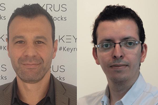Bouzid AIT AMIR, Team Lead Data Science, Keyrus et Khalil EL MAHRSI, Tech Lead Data Science, Keyrus