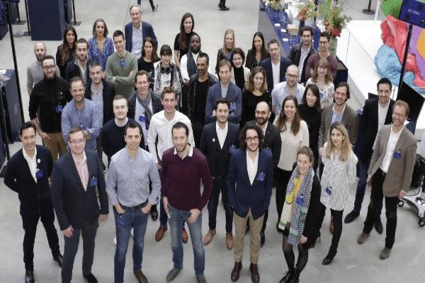 © Yvan Matrat / Afin d'être sélectionnées pour collaborer avec une des Maisons de LVMH (Mët Hennessy, Dior, Louis Vuitton, Sephora, Guerlain…), les startups participent à l'Innovation Award, un concours annuel organisé dans le cadre de Viva Technology.