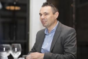 Lionel Chaine, Directeur des systèmes d'information de la Branche Services Courrier Colis de La Poste