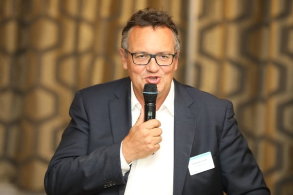 Christophe Huerre, Group CIO de Thales