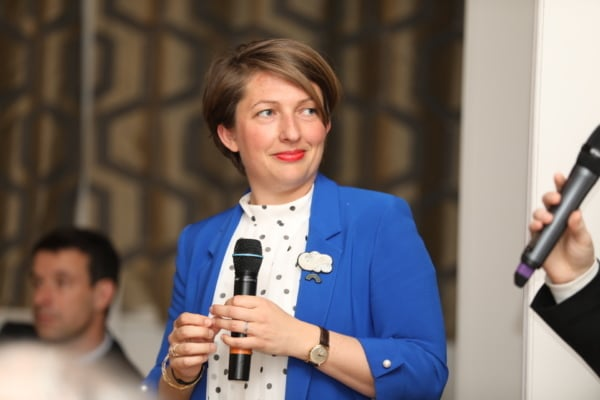Marie-Caroline Benezet, chief digital et technology officer,