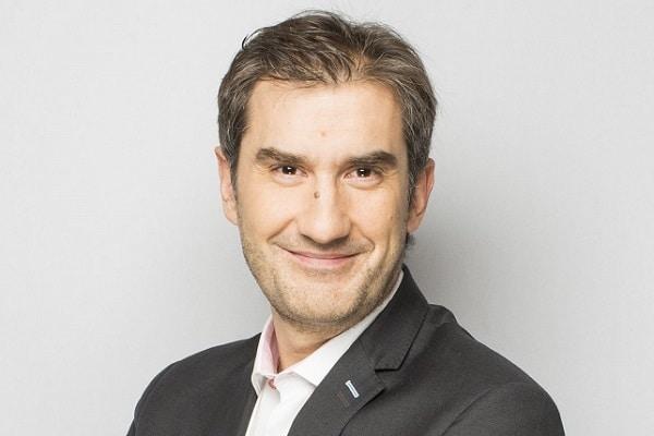 Olivier Delabroy, VP Digital Transformation d'Air liquide