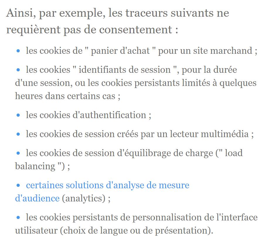 En attendant e-privacy : des cookies au goût amer »