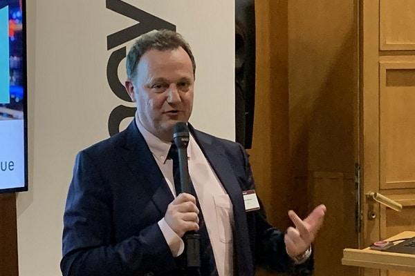 Thomas Meunier, directeur général du groupe DFI,