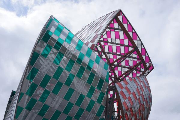 Fondation Louis Vuitton à Paris 600x400
