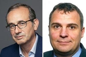 Bertrand Mabille, associé du groupe EPSA et Régis Marique, Fondateur d'A2BM.
