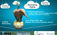 Publicité, communication et marketing: les impacts du digital, les forces de l'intelligence artificielle