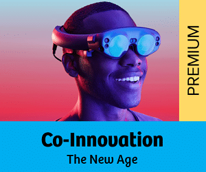Co-Innovation : the new age
