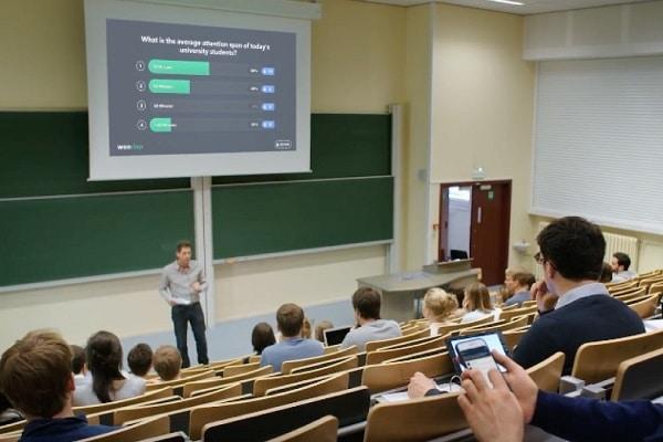 Wooclap dépasse les 100 000 professeurs sur sa plateforme !