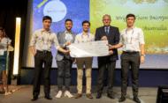 Salon du Bourget : Lancement de la 4ème édition du concours international ActInSpace®