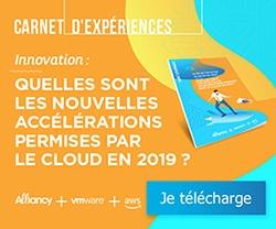 Télécharger le nouveau carnet d'expériences Alliancy Cloud et innovation