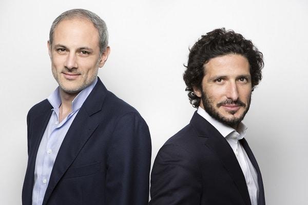 Philippe Corrot et Adrien Nussenbaum, dirigeants société Mirakl
