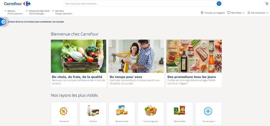 Carrefour, qui travaille avec Mirakl déjà dans huit pays, annonce étendre à la France cette collaboration. Le groupe qui dispose déjà de marketplaces dans six pays et vise la sortie de nouveaux services en France dans l'année à venir.