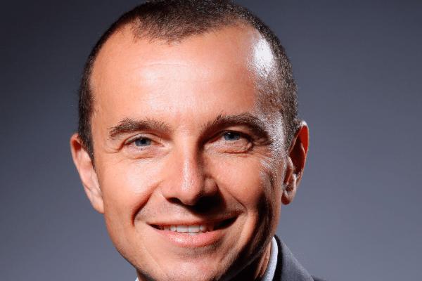 Olivier Blum, Directeur Général Ressources Humaines Globales de Schneider Electric