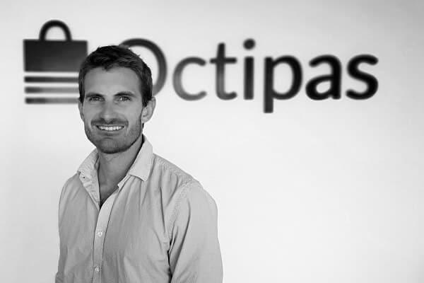 Nicolas Passalacqua fondateur d'Octipas