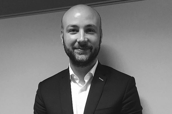 Jérémy Mandon, Directeur Commercial France, GEOCONCEPT