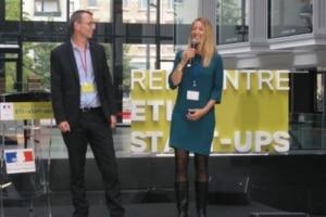 Témoignage des représentants de Demathieu-Bard et IBAT lors du speed-dating ETI / Start-up