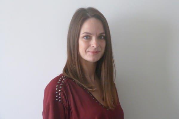 Amanda Maréchal, souscriptrice Lignes Financières chez QBE.