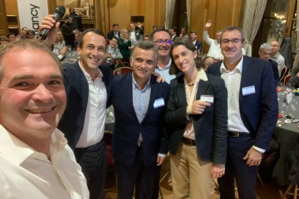 """Cercle des partenaires du numérique du 9 octobre 2019 sur le thème _ """"Quand les partenaires du numérique capitalisent sur l'écosystème français du supérieur""""."""