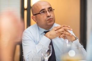 Chocri Redjeb, Direction Cyber Groupe EDF
