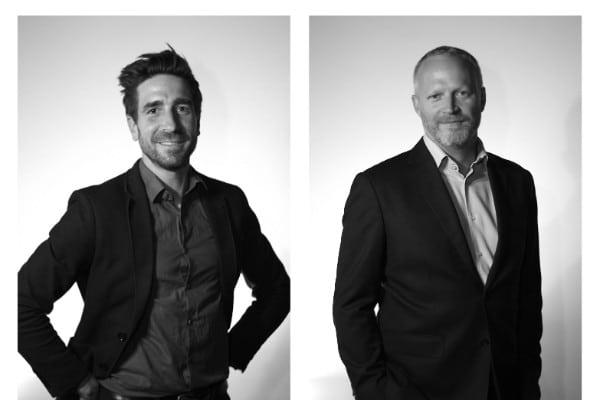 De gauche à droite : Benoit Milan et Sylvain Caucheteux, directeurs de Cirkwi.