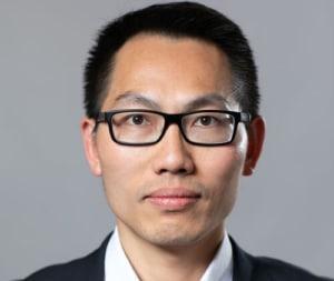 Qunkai Liu, le directeur France et Europe du sud d'Alibaba Cloud.