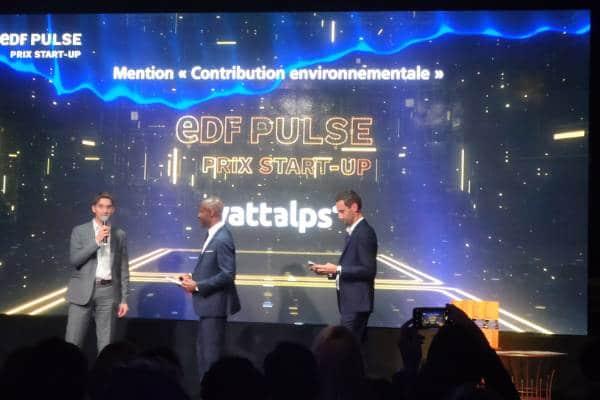 """Wattalps obtient la mention spéciale """"contribution environnementale"""""""