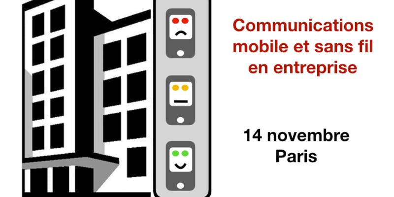 Communications indoor mobile et sans fil en entreprise
